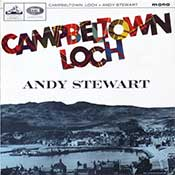 Photo of Andy Stewart's Campbeltown Loch album cover